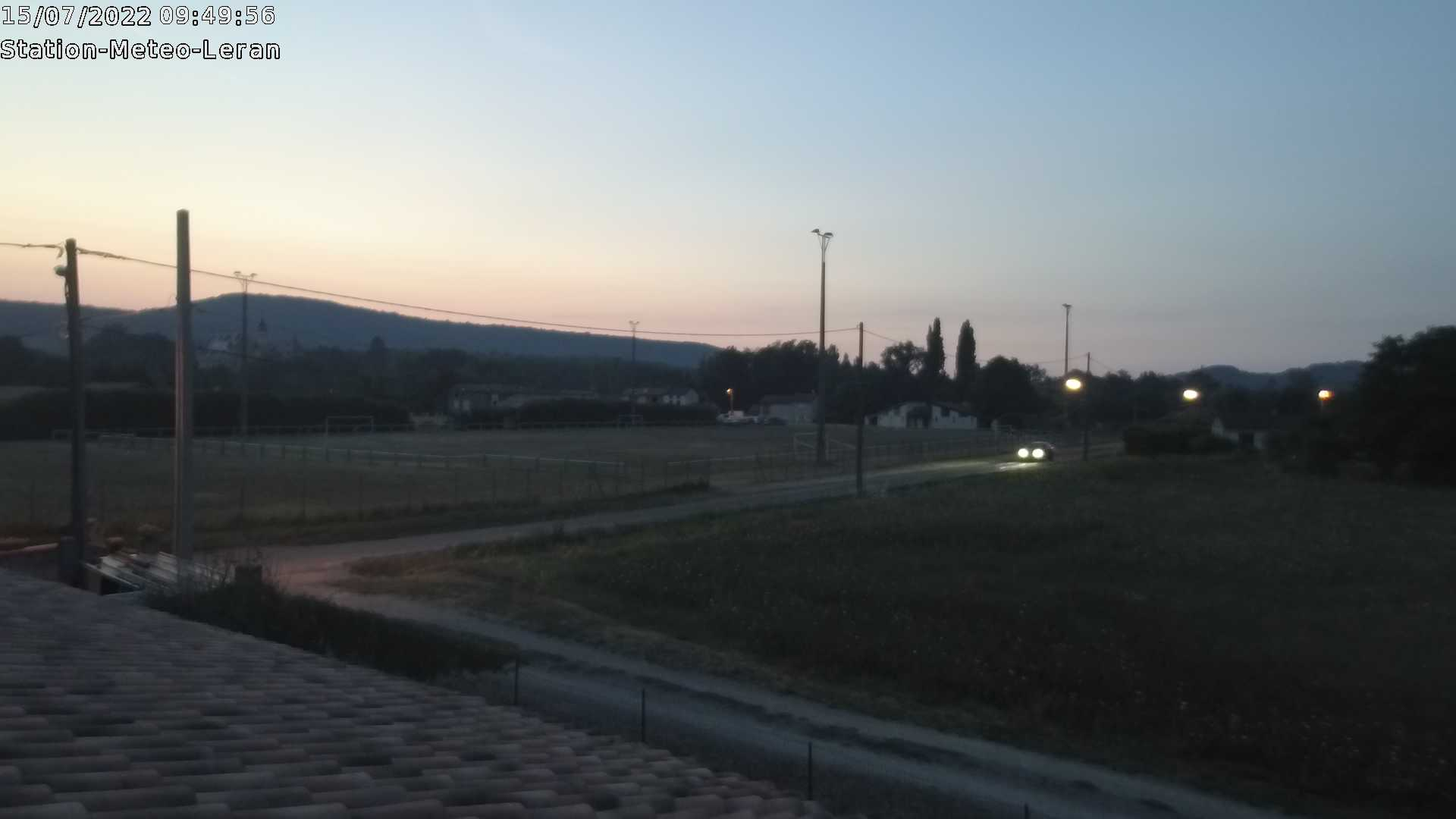 Webcam météo léran (09600 –  ariége)