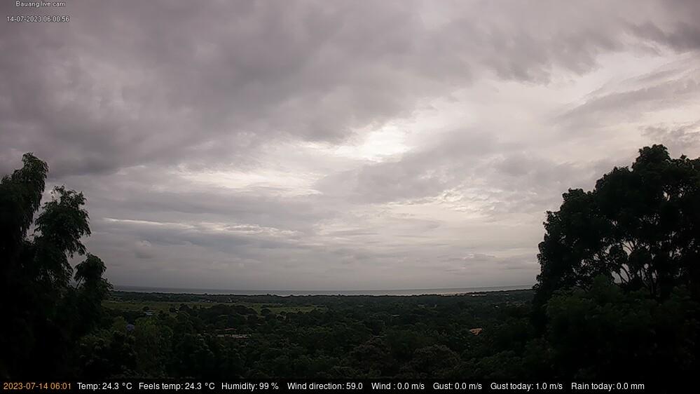 Bauang Weathercam
