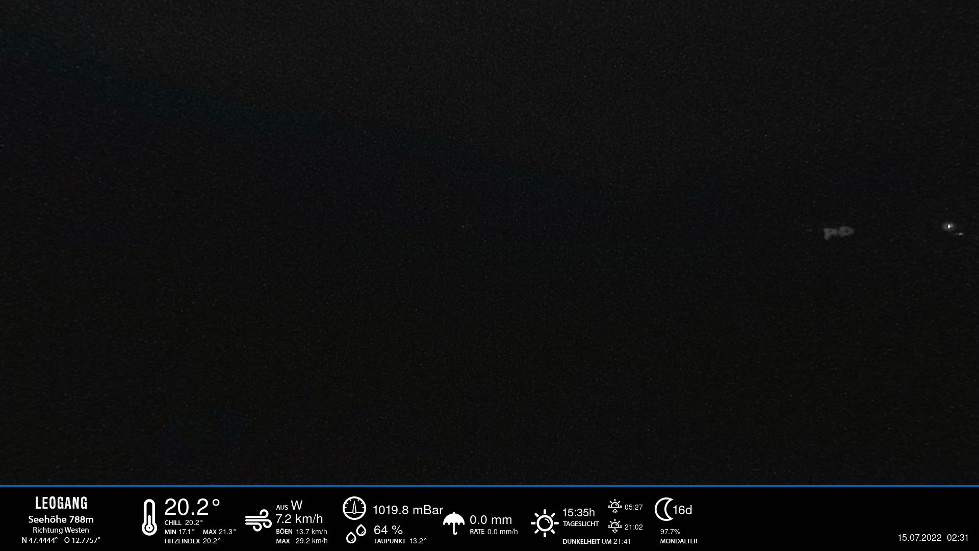 actual weather cam image