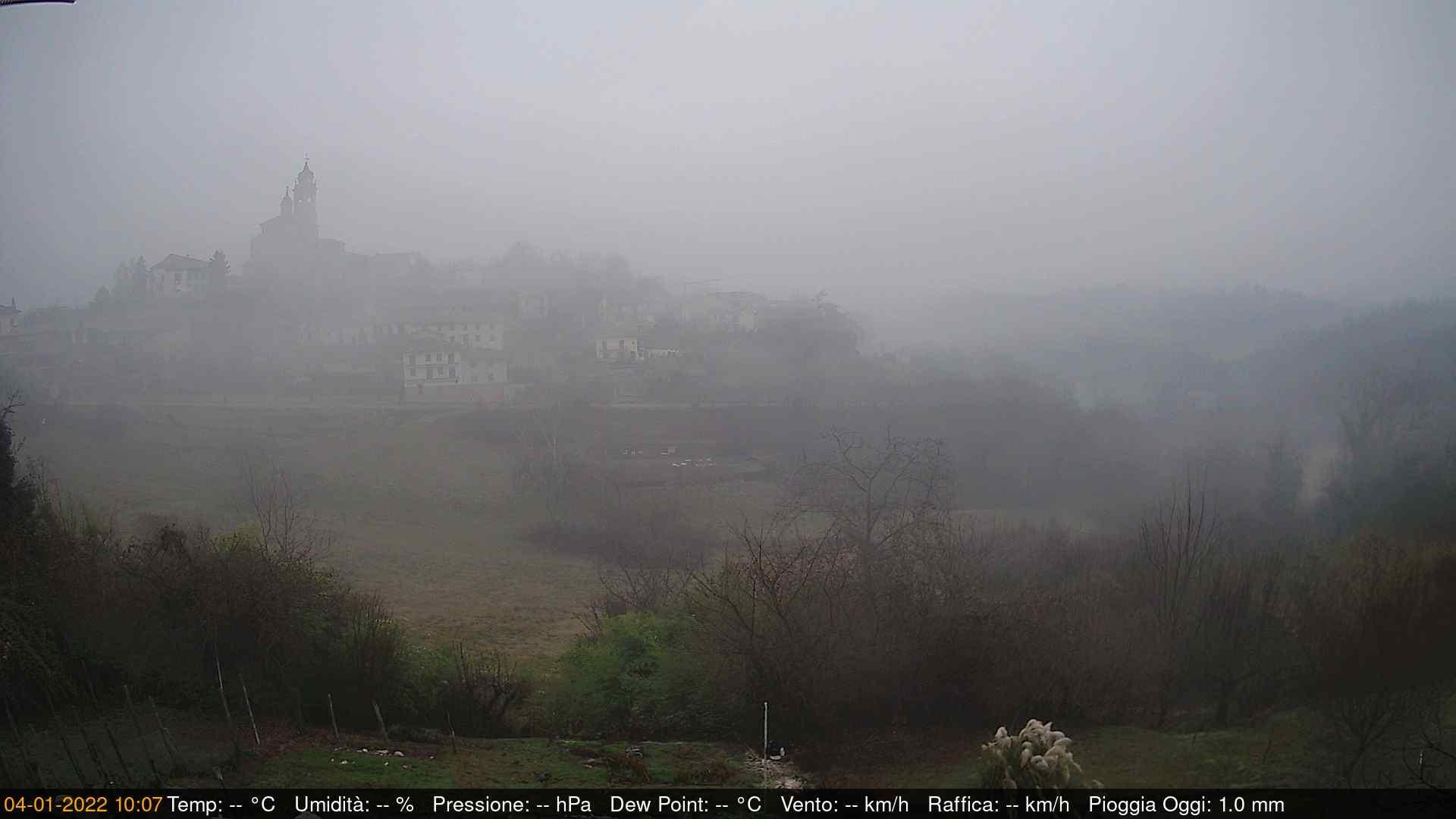webcam piovà massaia - piovà massaia - chiesa cardinal massaia - monferrato - panorama - www.meteopiova.altervista.org